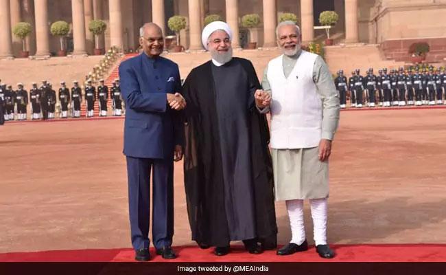 PM मोदी और राष्ट्रपति कोविंद से मिले रूहानी, चाबहार पोर्ट पर हो सकता है बड़ा फैसला