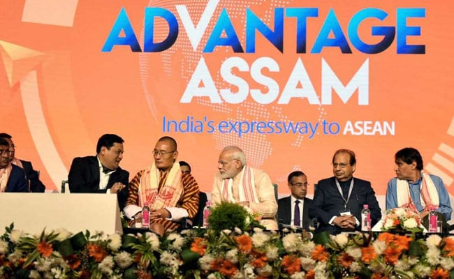 Northeast At Heart Of New Act East Policy, Says PM Opening Assam Summit