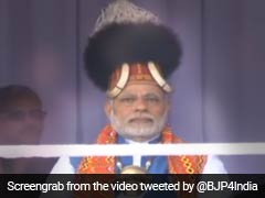 Highlights: Meghalaya Needs Double Engine - One From Meghalaya, Another From Delhi, Says PM Modi