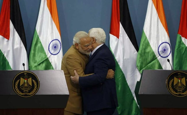 India To Invest $50 Million To Boost Capacity Building In Palestine