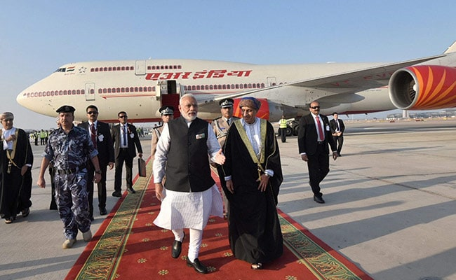 India, Oman sign agreement on visa exemption