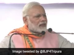 Narendra Modi Tripura Visit LIVE Updates: PM To Hold Rallies In Sonamura, Kailashahar