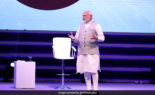 At UP Investors Meet, A Hindi-Speaking Robot Will Welcome PM Modi