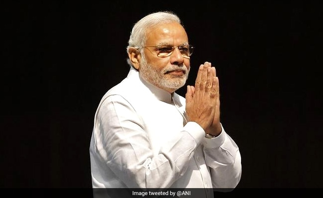 Modi Voices Support for Palestinian State in West Bank Visit