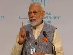 """India Seeing Revolution In Digital Payment Technology"": PM Modi In Dubai"