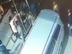 Sitting In Car, BJP Lawmaker Watches His Son Beat Up Toll Booth Worker