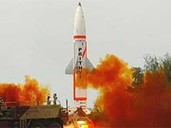India Successfully Conducts Night Trial Of Prithvi-2 Missile