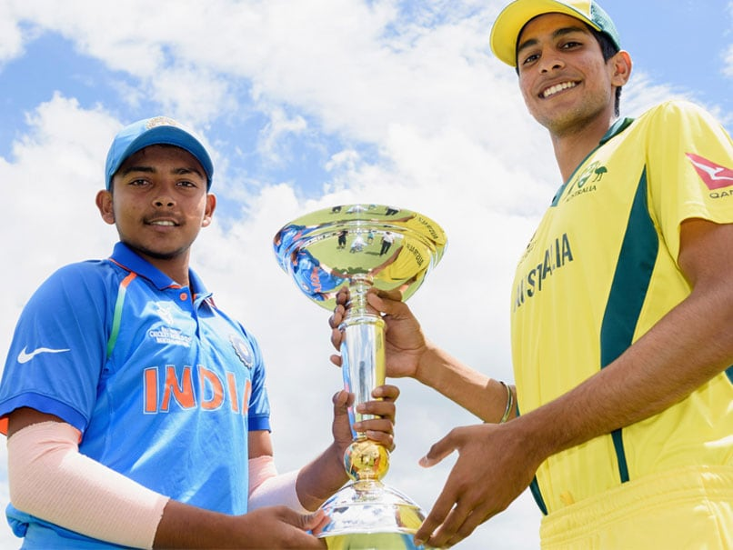 ICC U-19 World Cup Final: Prithvi Shaw And Team Will Enter Man
