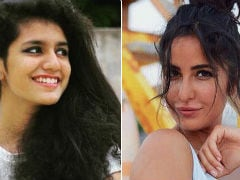 The Priya Prakash Varrier Effect: Katrina Kaif Is Also, Accidentally, Viral