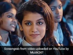Maharashtra Local Group Files Complaint Against Priya Prakash Varier, Film Director