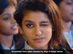 Meet Priya Prakash Varrier, Who Went Viral With A Wink