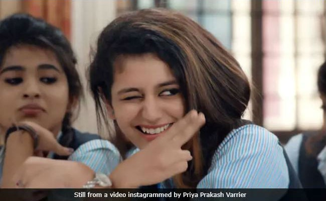 Priya Prakash Varrier's Viral Wink Done Better Than Her By Allu Arjun For His Son. Watch Video