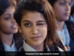 Priya Prakash Varrier Reveals That The Wink Which Went So Viral Was 'Spontaneous'