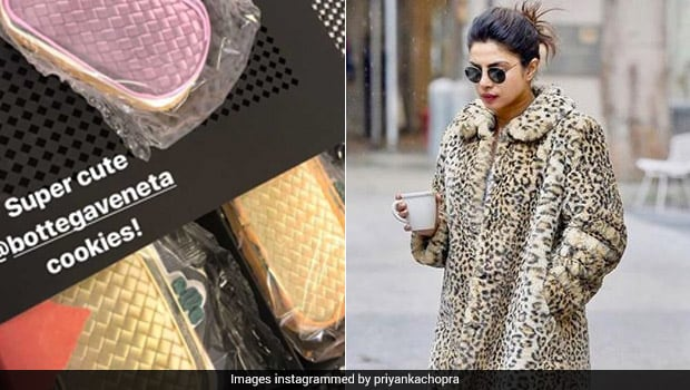 Even Priyanka Chopra's Food Has Taken To Luxury Fashion. Here's Proof!