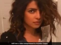 Priyanka Chopra, Working From 'Nine To Wine,' Signs Off A 'Bad Day' Like This