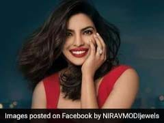 Priyanka Chopra Quits As Nirav Modi Brand Ambassador: Report