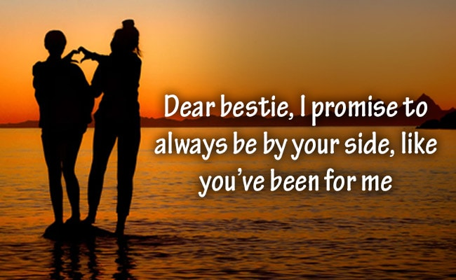 promise day message for best friend