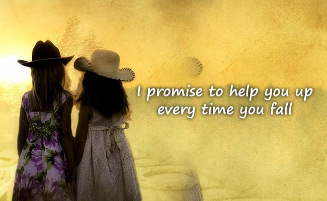 promise day message for sisters brothers siblings