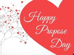 Happy Propose Day 2018: Best Quotes, SMS, Pics, WhatsApp Messages And Facebook Status