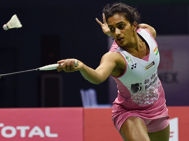 Badminton Asia Team Championship: PV Sindhu Wins, But India Go Down To Indonesia In Quarters
