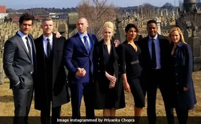 Priyanka Chopra's Instagram Pics Hint At Death Of A Character In Quantico