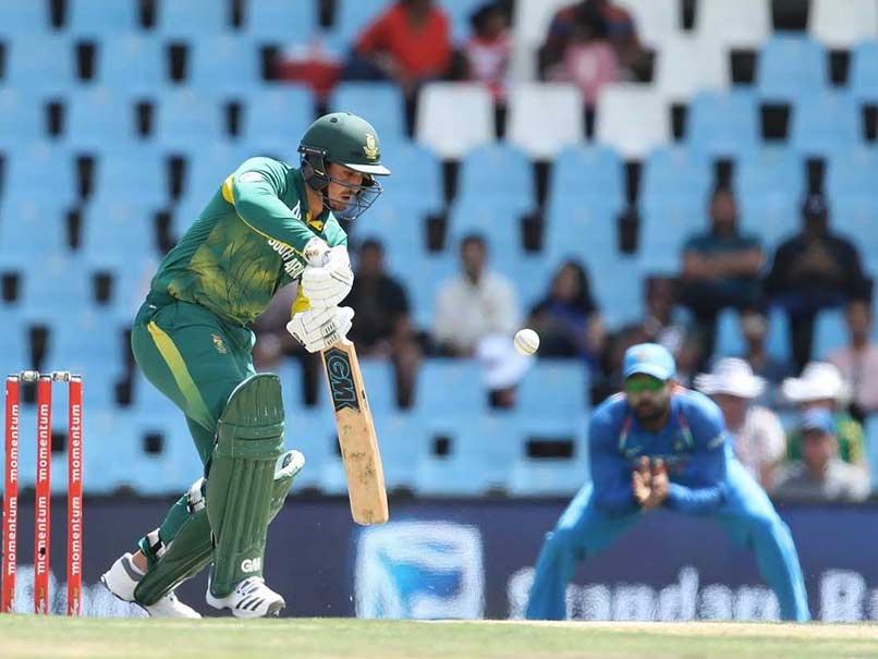 India vs South Africa: Quinton De Kock Ruled Out Of ODI, T20I Series Due To Wrist Injury