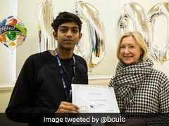 "Indian Student Is 1,000th To Enrol At UK College, Gets ""Grand"" Reward"