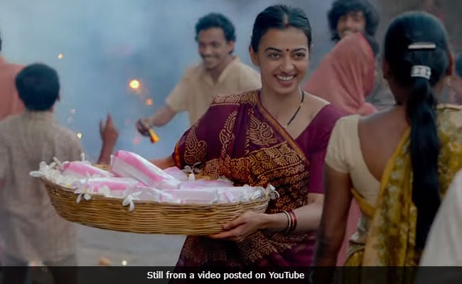 PadMan's Radhika Apte On Menstruation Taboo: 'It Exists Among Both Men And Women'