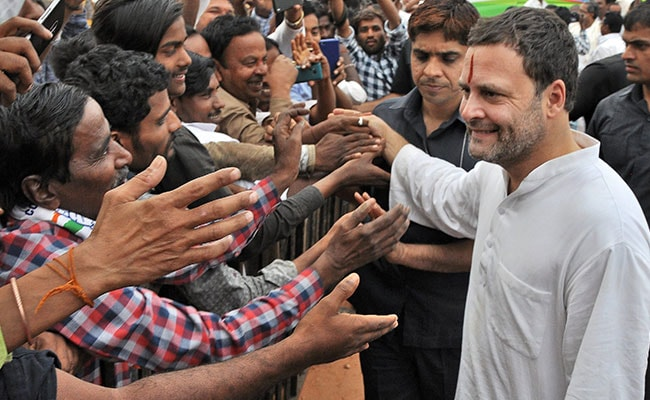 Rahul Gandhi Karnataka Visit Highlights: Congress Chief Takes A Swipe At PM Modi