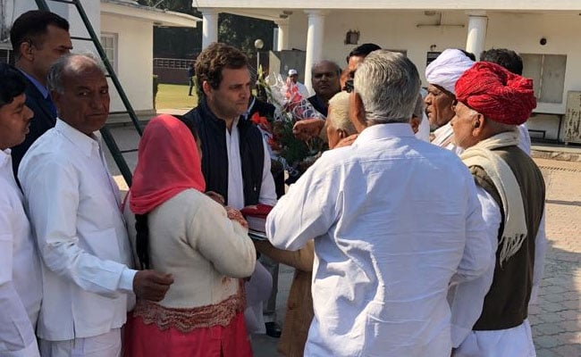 Rahul Gandhi Goes To Work, Hour-A-Week Open Sessions At Congress Office