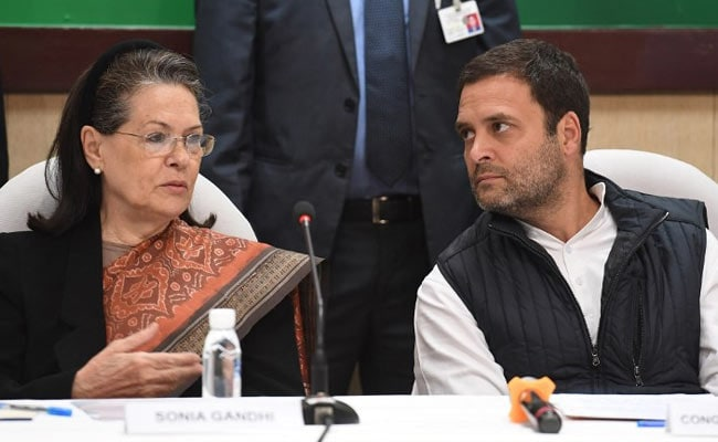 Rahul Gandhi Now My Boss Too, Let There Be No Doubt About That: Sonia Gandhi