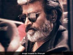 <i>Kaala</i>: Dhanush Shares New Poster Of Rajinikanth's Film