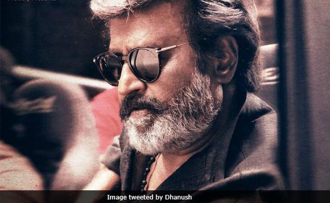 Kaala: Dhanush Shares New Poster Of Rajinikanth's Film