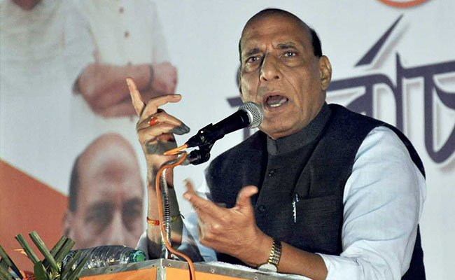 Social Media Poses A Serious Challenge To Policing, Says Rajnath Singh