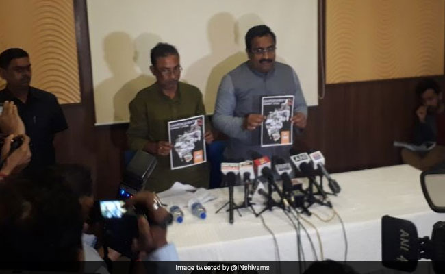 BJP Wants To Free Tripura Of CPI(M) Misrule: Ram Madhav