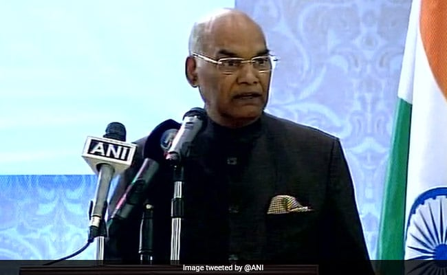 President Ram Nath Kovind Inaugurates First 'Gyan Kumbh'; Calls For More Participation In Education