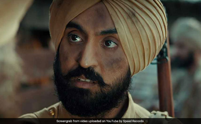 First trailer of Diljit Dosanjh-starrer 'Sajjan Singh Rangroot' is out