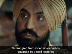 <I>Rangroot</i> Trailer: Presenting Diljit Dosanjh As A Brave Soldier From World War I