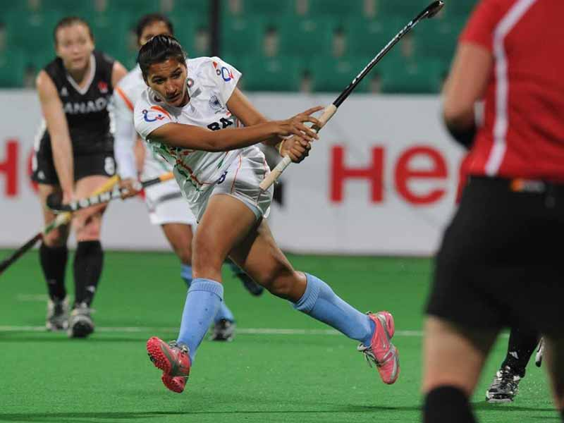 Rani Rampal To Lead India Women