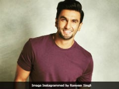 Ranveer Singh's Been 'Wanting To Do A Masala Entertainer.' Therefore, <i>Simmba</i>