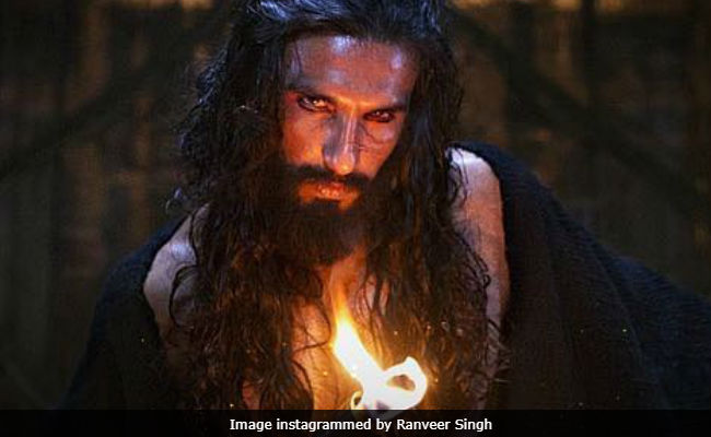 Ranveer Singh Will Do Anything For 'Padmaavat' Director Sanjay Leela Bhansali