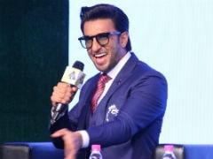 Ranveer Singh Says He's Not Able To Control His 'Verbal Diarrhea'