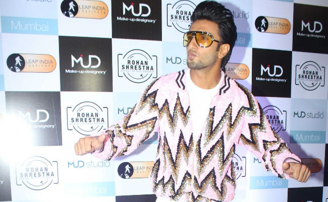 Ranveer Singh says on 'Padmaavat' threat