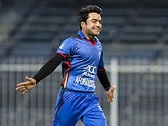 Rashid Khan Becomes Youngest Top-Ranked ODI Bowler, Surpasses Saqlain Mushtaq