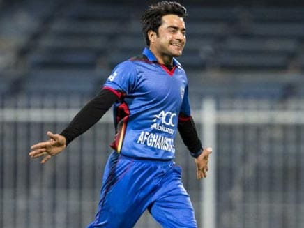 Rashid Khan Leads Afghanistan To Thumping Series Win vs Zimbabwe