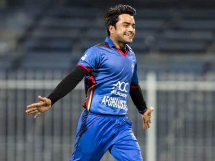 Rashid Khan, Mohammad Nabi Star as Afghanistan Win Zimbabwe Series