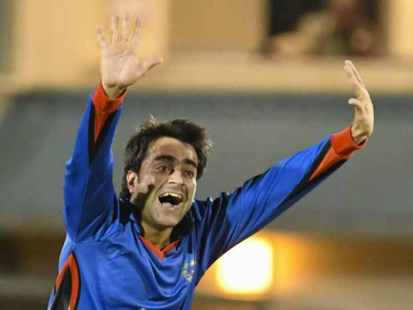 Rashid Khan Set To Become Youngest Captain In International Cricket
