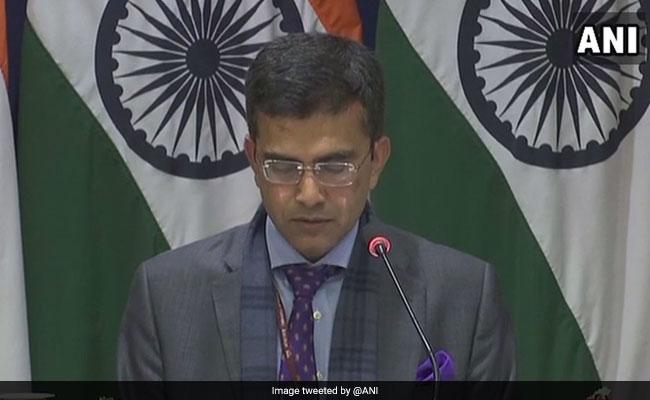 विदेश मंत्रालय ने कहा- अभिनंदन ने ही मार गिराया था पाकिस्तानी विमान, जैश के आतंकी शिविरों में सफल रही कार्रवाई