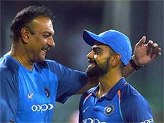 Need Latest Oxford Dictionary To Describe Virat Kohli, Says Ravi Shastri