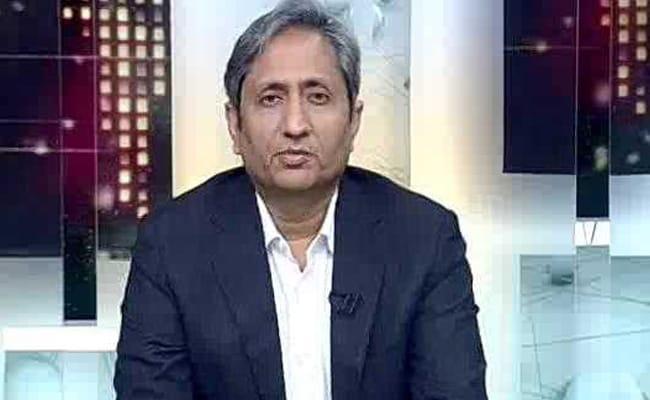 NDTV के पत्रकार रवीश कुमार को दी जा रही है जान से मारने की धमकी